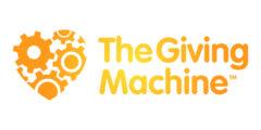 The Giving Machine logo
